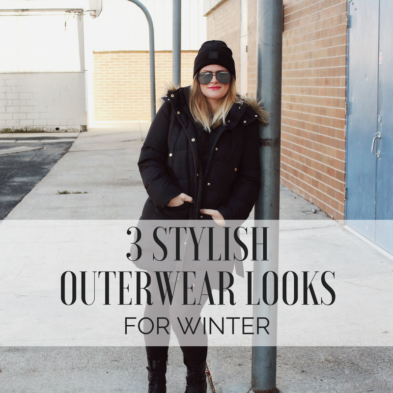 3 Stylish Outerwear Looks for Winter