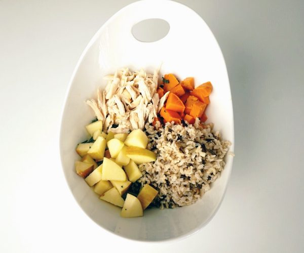 healthy eating, gluten free recipe, harvest bowl