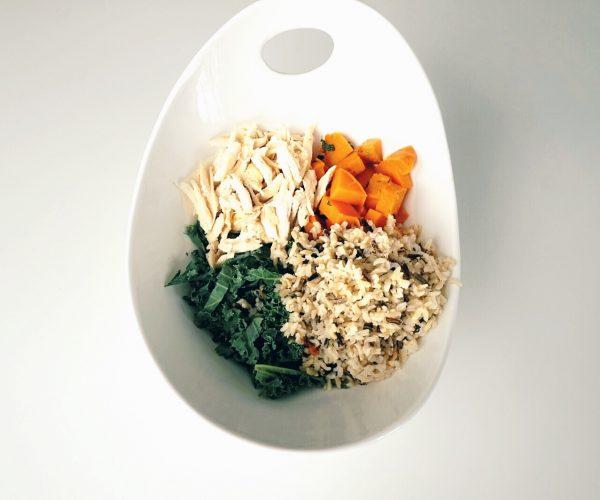 Healthy Eats Harvest Bowl