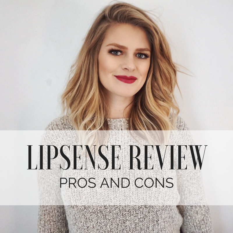 LIPSENSE Review: Pros and Cons