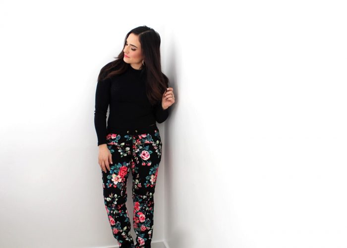 Easy ways to wear floral print for spring