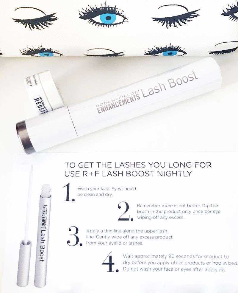 Before and After Lash Boost Before and After: Rodan+Fields Lash Boost Results