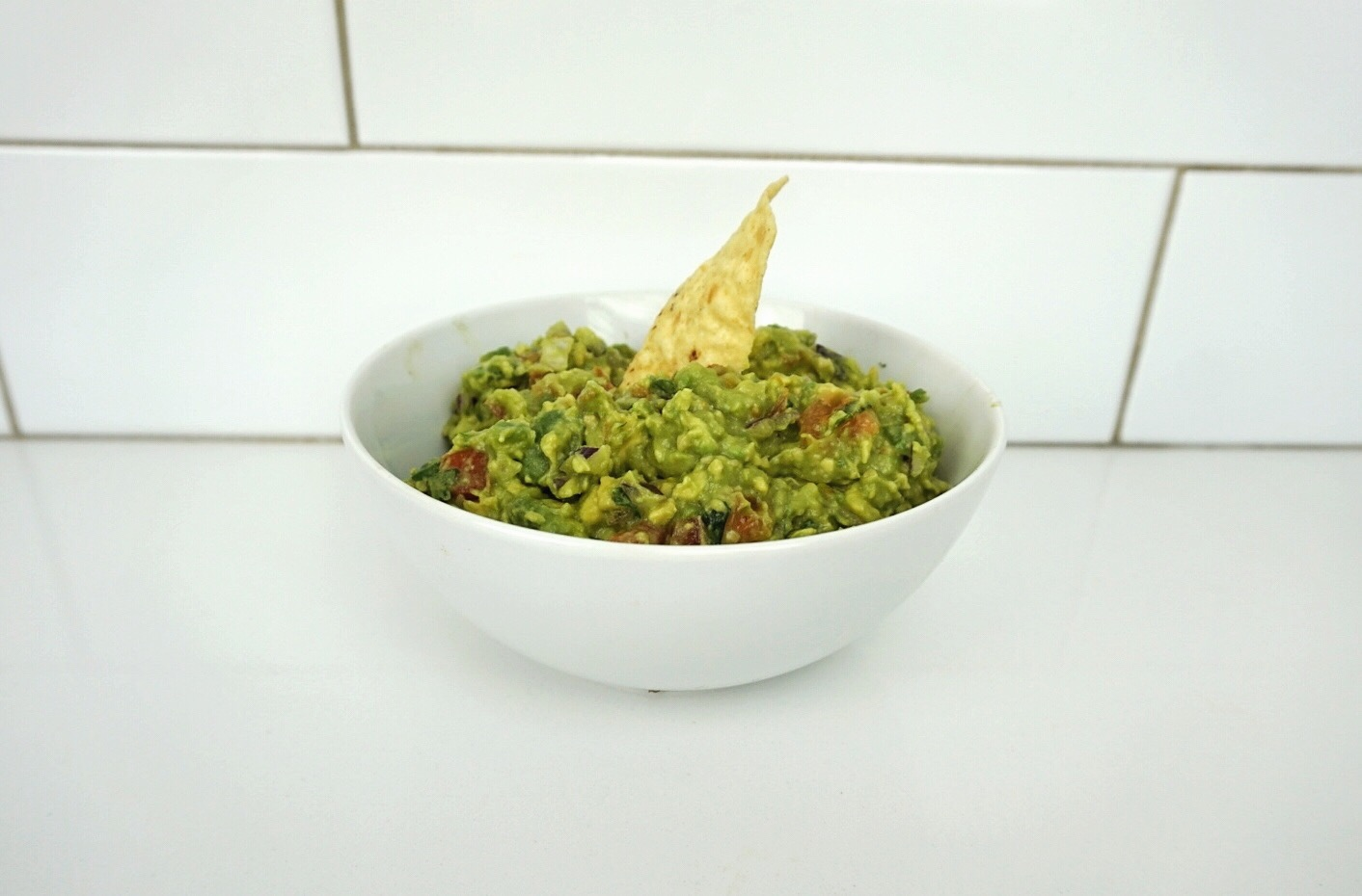 COOKING WITH CAIT: HOMEMADE GUACAMOLE AND HEALTHY CHIP OPTIONS
